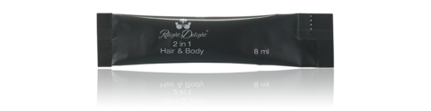 Relight Delight Natürlich! Männersache! - Hair and Body 2in1 To Go - 5 Sachets