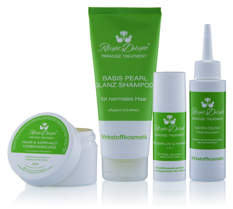 Set Paradise Treatment Haar-Set