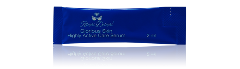 Glorious Skin - Highly Active Care Serum To Go - 5 Sachets
