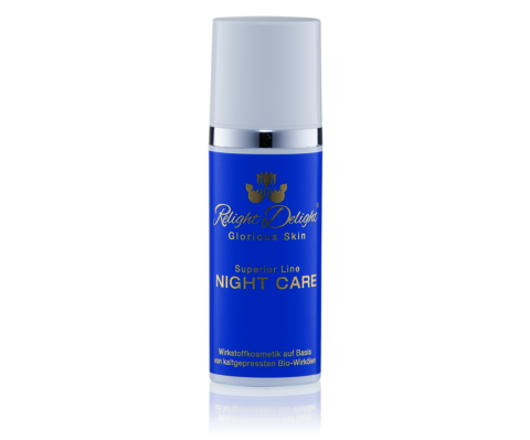 Relight Delight Glorious Skin  Superior Line Night Care - Nachtcreme