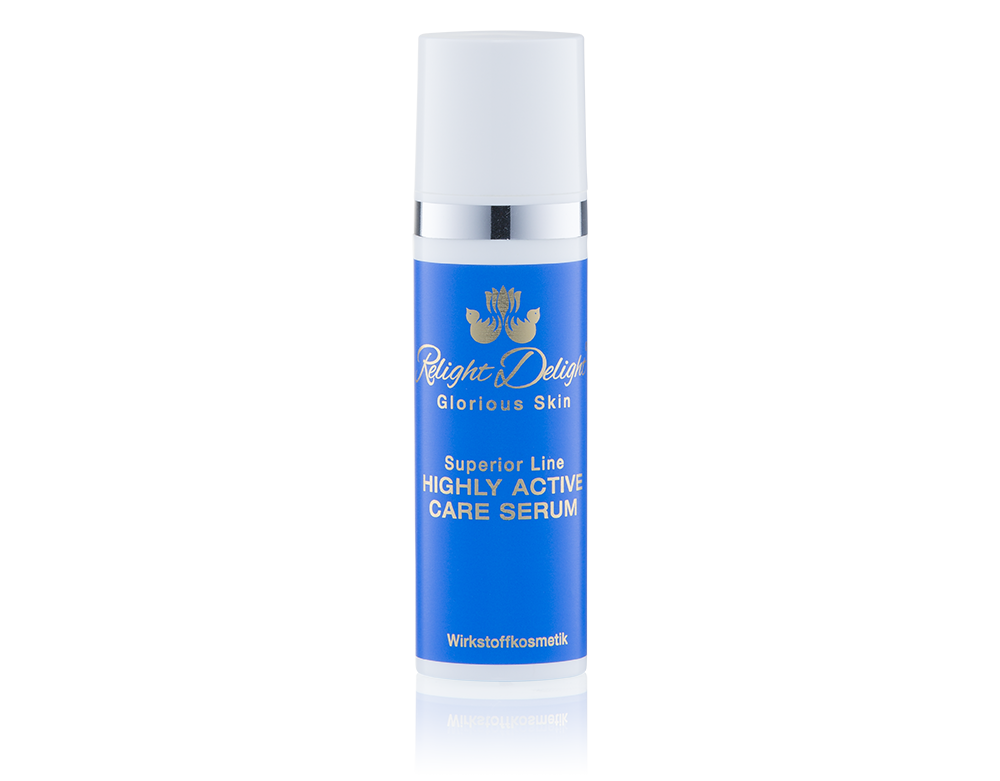 Relight Delight Glorious Skin Superior Line Highly Active Care Serum