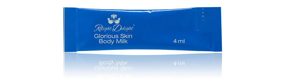 Glorious Skin - Body Milk To Go - 5 Sachets